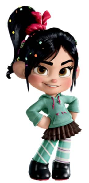 Vanellope Costume This Button Wants To Fly